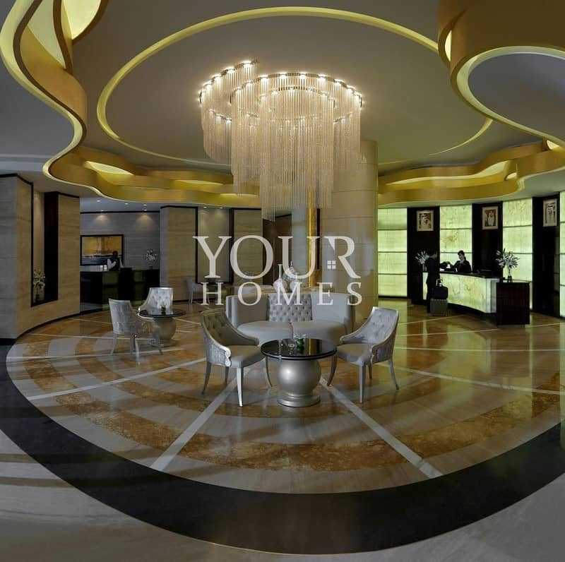 MOTIVATED SELLER LUXURY FURNISHED 3 BHK IN  COUR JARDIN