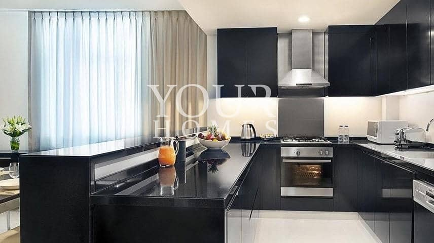2 MOTIVATED SELLER LUXURY FURNISHED 3 BHK IN  COUR JARDIN