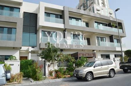 تاون هاوس 4 غرف نوم للبيع في قرية جميرا الدائرية، دبي - OP | 4BHK+M with lift vacant Signature Villas XII JVC