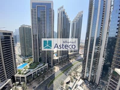 فلیٹ 1 غرفة نوم للايجار في وسط مدينة دبي، دبي - CHILLER FREE HIGH FLOOR 1 Bedroom UNFURNISHED