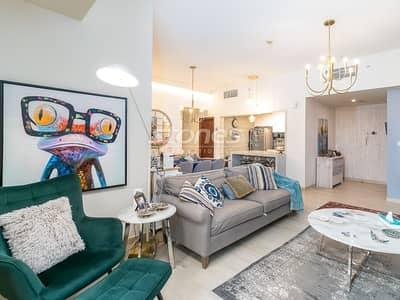 شقة 2 غرفة نوم للبيع في جميرا بيتش ريزيدنس، دبي - Exclusive   Fully Furnished   Upgraded Apartment