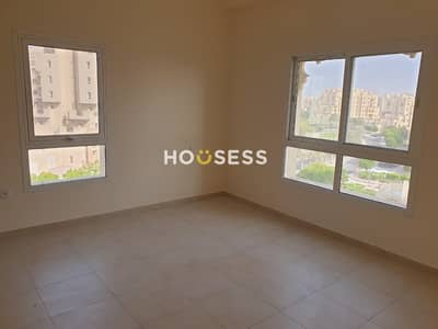 فلیٹ 1 غرفة نوم للايجار في رمرام، دبي - Unfurnished  | 12 cheques  | Closed Kitchen