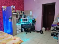 FULLY FURNISHED 3 BHK WITH MAID & GARDEN VILLA FOR RENT IN BARSHA SOUTH ONLY 170K