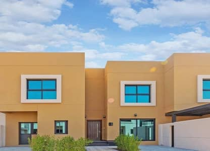 4 Bedroom Townhouse for Sale in Al Rahmaniya, Sharjah - 4 BR For sale townhouse in the sustainable city of Sharjah | 50% water & electricity saving!!