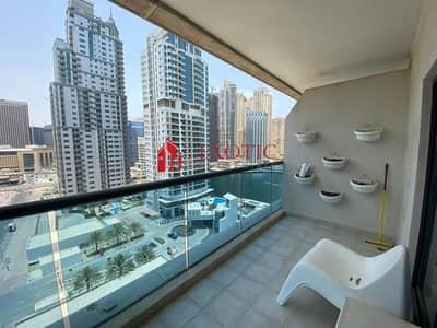 1 Bedroom Flat for Sale in Dubai Marina, Dubai - Delightful 1 BR Apartment in Time Place Marina