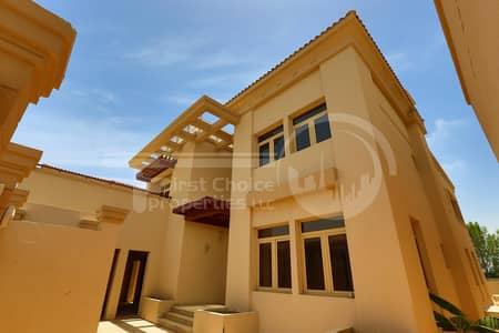 فیلا 5 غرف نوم للبيع في حدائق الجولف في الراحة، أبوظبي - Prestigious Villa w/ Private Swimming Pool.