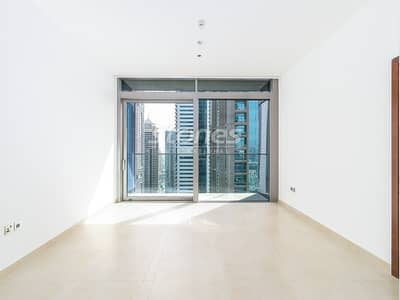 1 Bedroom Apartment for Rent in Dubai Marina, Dubai - Exclusive on High Floor   Best Pool in Marina