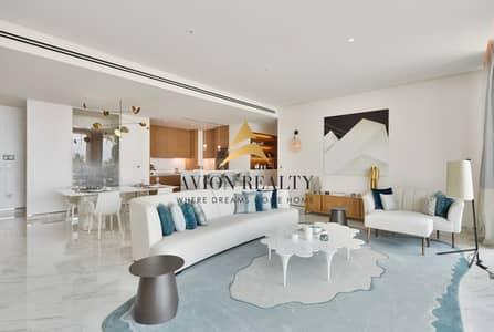 شقة 2 غرفة نوم للبيع في نخلة جميرا، دبي - Legendary Living | Full Sea Facing | A Master piece of Architecture