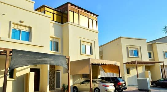 2 Bedroom Villa for Sale in Mohammed Bin Rashid City, Dubai - Villa in MBR City| 4 years Payment plan| Huge Spaces!