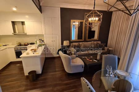 1 Bedroom Apartment for Sale in Downtown Dubai, Dubai - Fully furnished apt