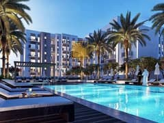 ready  one bedroom for sale swimming pool with terrace indigo