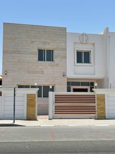 5 Bedroom Villa for Rent in Al Ramaqiya, Sharjah - THE MOST LUXURIOUS BRAND NEW VILLA FOR RENT 110K AED IN AL RAMAQIYA AREA SHARJAH