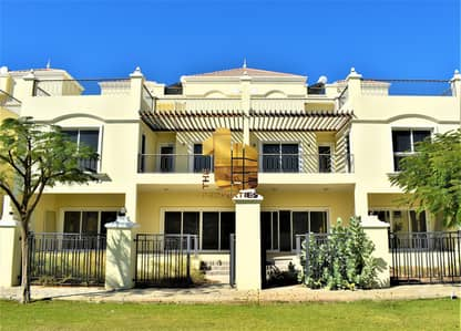 4 Bedroom Townhouse for Sale in Al Hamra Village, Ras Al Khaimah - 4 BEDROOMS - BAYTI TOWNHOUSE -FOR SALE