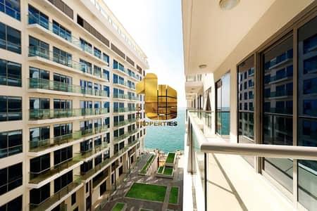شقة 2 غرفة نوم للبيع في جزيرة المرجان، رأس الخيمة - Beach Duplex- Courtyard view- 2 Bedroom - for sale in Pacific - Al Marjan Island - Ras Al Khaimah