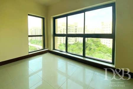 فلیٹ 2 غرفة نوم للايجار في نخلة جميرا، دبي - Park View | High Floor | Massive terrace