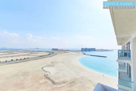 شقة 1 غرفة نوم للايجار في جزيرة المرجان، رأس الخيمة - Spectacular Views - Well Maintained - Chiller Free