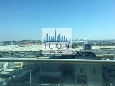 1 Bedroom Flat for Rent in Business Bay, Dubai - Big Layout partial view windsor maner @ just 48k