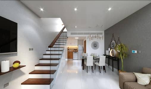 فیلا 1 غرفة نوم للبيع في دبي لاند، دبي - ادفع 1٪ شهريا