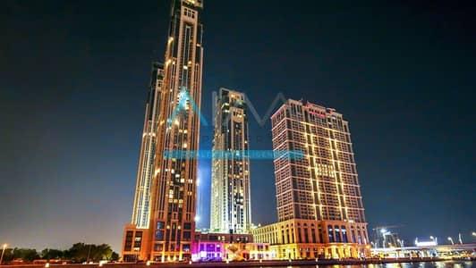شقة 2 غرفة نوم للايجار في الخليج التجاري، دبي - Panoramic View | Fully Furnished | Largest 2 br in Noora Tower