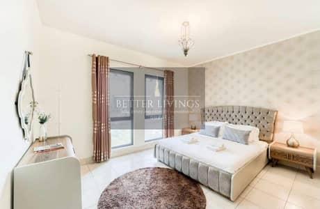 فلیٹ 2 غرفة نوم للبيع في المدينة القديمة، دبي - LUXURY FULLY FURNISHED   2BEDROOM   DUBAI MALL VIEW