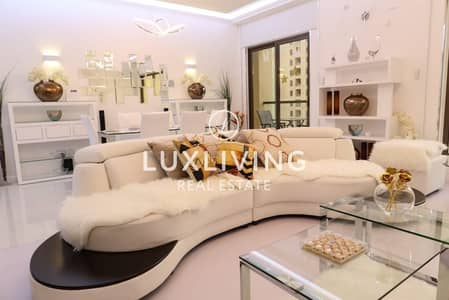 2 Bedroom Apartment for Sale in Jumeirah Beach Residence (JBR), Dubai - Exclusive|Luxurious|Vacant|Smart Home