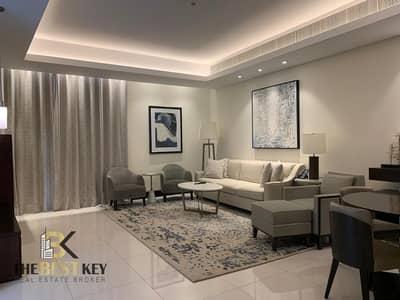شقة 1 غرفة نوم للايجار في وسط مدينة دبي، دبي - Amazing Vacant Fully Furnished Apartment