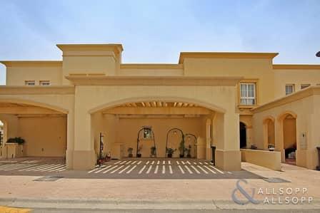 فیلا 3 غرف نوم للايجار في الينابيع، دبي - Springs 3   White Goods   Well Maintained