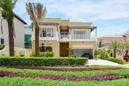 فیلا 5 غرف نوم للبيع في عقارات جميرا للجولف، دبي - Exclusive | Custom Build | Golf View | 5BR