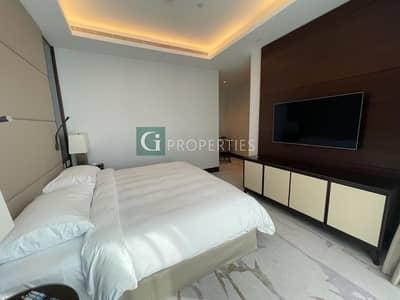 فلیٹ 1 غرفة نوم للايجار في وسط مدينة دبي، دبي - High Floor   1 Bed   Luxury   Furnished  