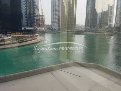 Best Deal on Lake View Fitted And Furnished Office in HDS tower