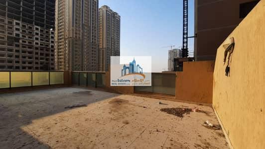 فلیٹ 2 غرفة نوم للايجار في مدينة الإمارات، عجمان - BIGGEST PRIVATE TERRACE 2 BED HALL APARTMENT