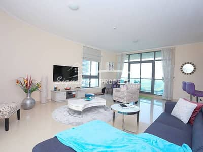 Exclusive and Explosive deal of 2BR with golf view in links west