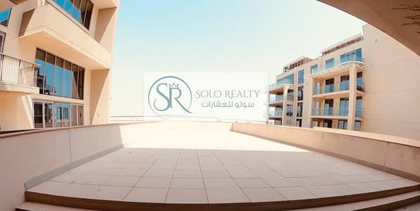 3 Bedroom Townhouse for Rent in Al Raha Beach, Abu Dhabi - NO COMMISSION | Fabulous  Sea view 3 brs Townhouse |