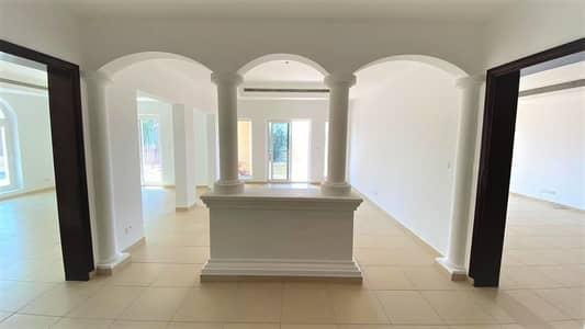 6 Bedroom Villa for Sale in Arabian Ranches, Dubai - VACANT Type13-corner unit w/ full golf course view