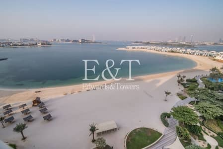 1 Bedroom Apartment for Sale in Palm Jumeirah, Dubai - Penthouse Level | Fully Upgraded | Next to Mall