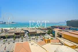 شقة في رمال 5 رمال جميرا بيتش ريزيدنس 3 غرف 135000 درهم - 5195295