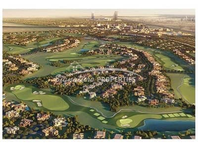 5 Bedroom Townhouse for Sale in Dubai Hills Estate, Dubai - 5BR in Maple with Big Plot Size and Close to Pool & Park.