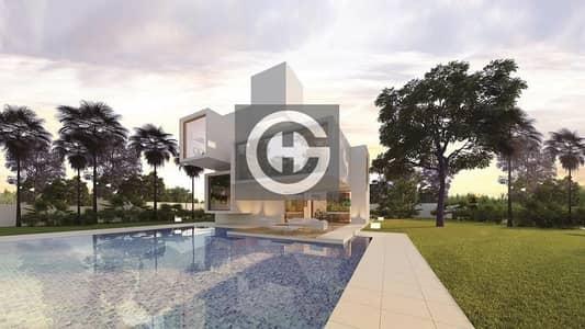 ارض سكنية  للبيع في أكويا أكسجين، دبي - Lavish Golf Community Plot | Motivated Seller