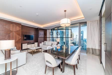3BED+MAID|MID FLOOR|BURJ VIEW |FOUNTAIN VIEW