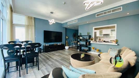 2 Bedroom Flat for Rent in Dubai Marina, Dubai - High Floor