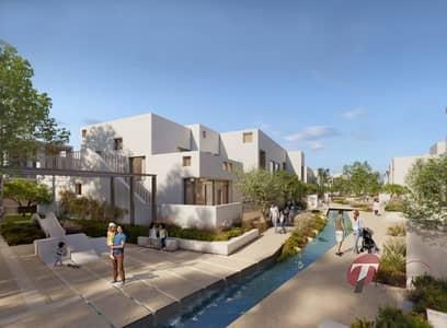 تاون هاوس 4 غرف نوم للبيع في المرابع العربية 3، دبي - Amazing Layout| Premium Location|Facing Wadi River