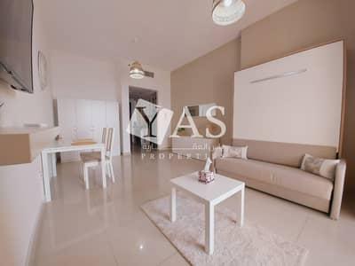 استوديو  للايجار في قرية الحمراء، رأس الخيمة - Modern furnished | Sea View Apartment