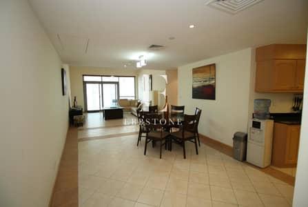 فلیٹ 2 غرفة نوم للايجار في دبي مارينا، دبي - Spacious 2 Bed + Maid   Marina View