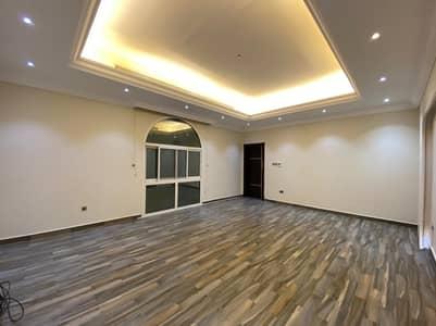 7 Bedroom Villa for Sale in Al Shamkha, Abu Dhabi - 7 master bedrooms + male & Female Majlis + 3 hall + 2 kitchens + maidsroom + laundry + driver Room + 11 bathrooms + Wardrobe villa for Sale 12 million