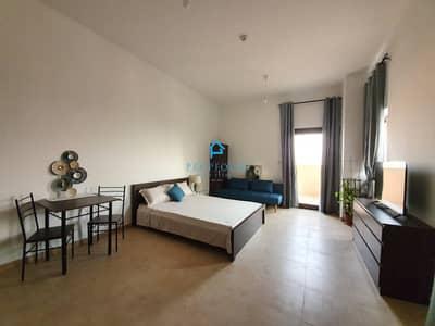 Studio for Rent in Dubai Silicon Oasis, Dubai - AED 3200* 12 I Bright Beautiful I Brand New Furniture I High Floor I Open View