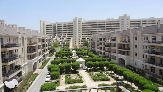 شقة 1 غرفة نوم للايجار في موتور سيتي، دبي - PANAROMIC VIEW 1 BHK READY TO MOVE  ONLY 40K