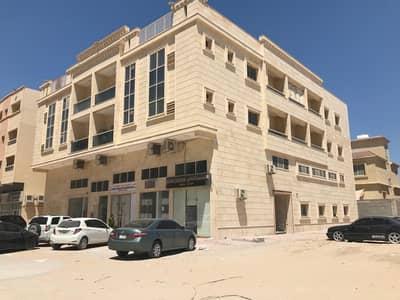 للبيع بناية بعجمان بمنطقة المويهات 3 سكني تجاري تملك حر  لجميع الجنسيات مع التسهيلات البنكية