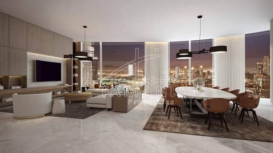Floor for Sale in Downtown Dubai, Dubai - Emaar IL Primo Apartments at the Opera District!