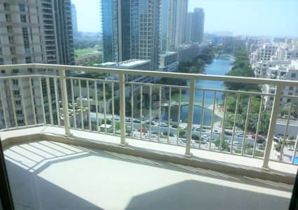 1 Bedroom Flat for Sale in The Views, Dubai - Full Canal View   Rented Unit   Middle Floor