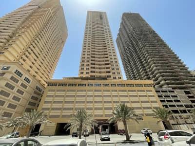 شقة 1 غرفة نوم للايجار في مدينة الإمارات، عجمان - شقة في برج الزنبق مدينة الإمارات 1 غرف 17000 درهم - 5196716